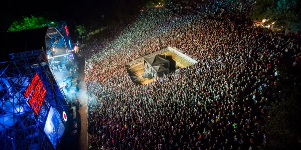 Cio for Paredes de coura festival
